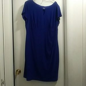Dresses & Skirts - Blue dress by EYBOUTIQUE SIZE 20W